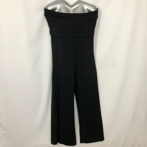 LOU and GREY baby & me maternity jumpsuit cropped